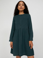 Hallaa Tencel Dress - Deep Lake
