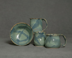 Muskoka Bay Pottery - Muskoka Green Collection