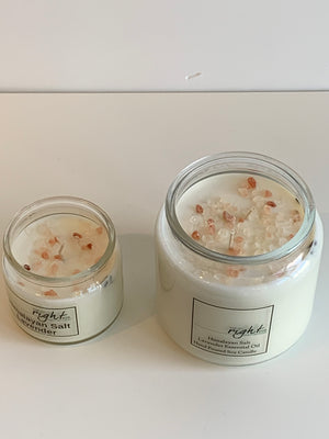 Hand poured essential oil candle