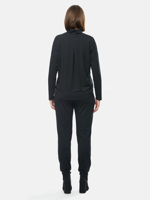 Roxy Bamboo Jumpsuit - Black