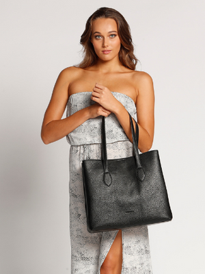 Bickle Tote- Black