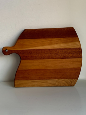 Cheese/ Cutting Board - Maple and Cherry Medium