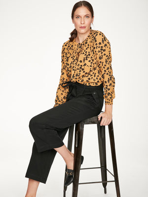 Jekyll Organic Cotton Blouse