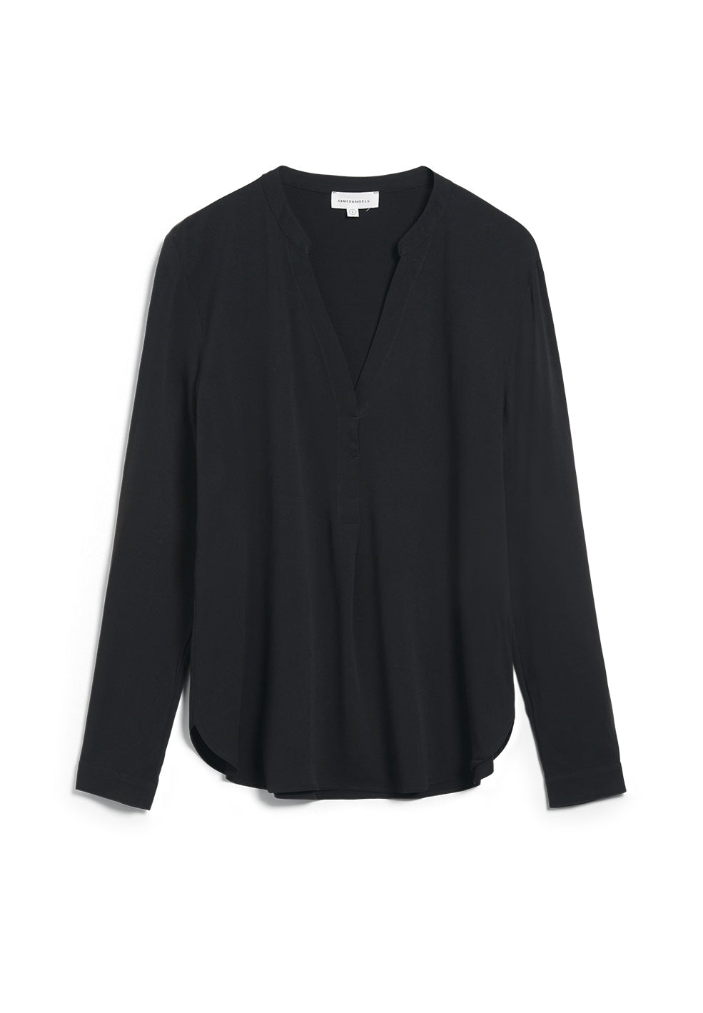 Ceylaan Eco Blouse - Black