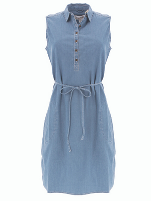 Tristan Tencel Denim Dress