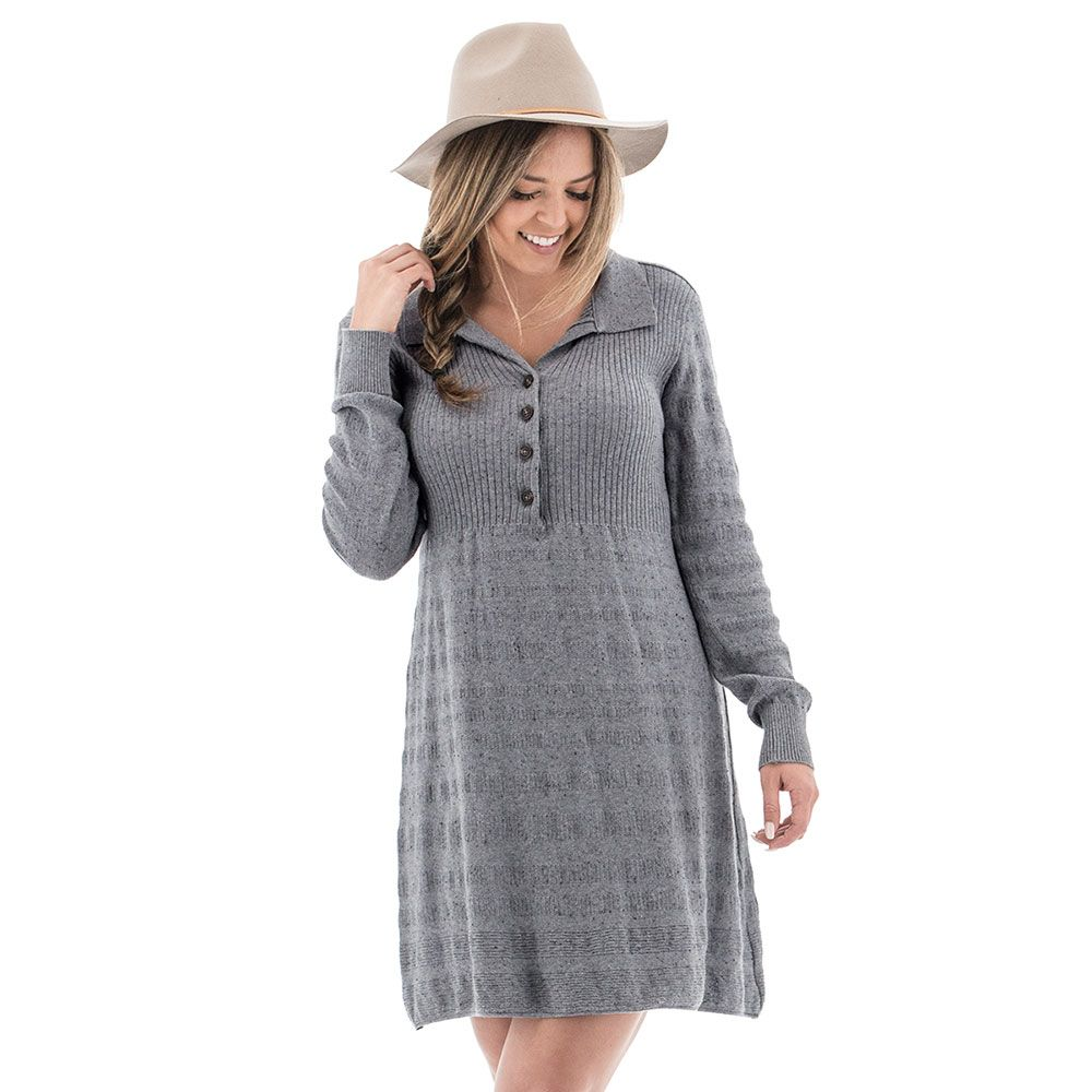 Valentina Organic Cotton Dress