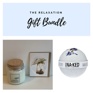 Mother's Day Relaxation Gift Bundle