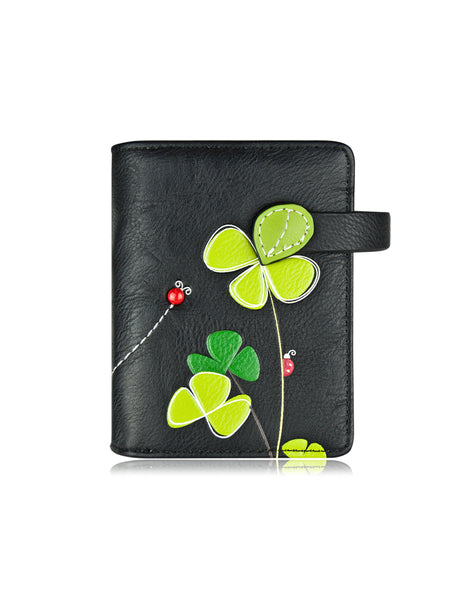 Ladybug and Clover Wallet Small Wallet