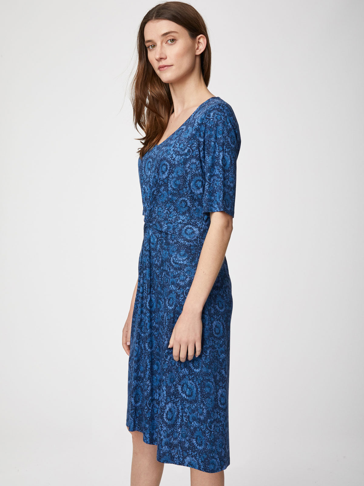 Valeria Bamboo/ Organic Cotton Dress