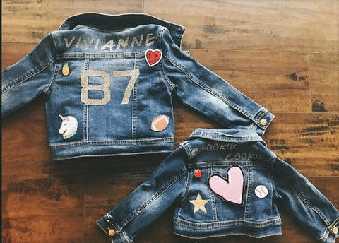 CUSTOM KIDS DENIM