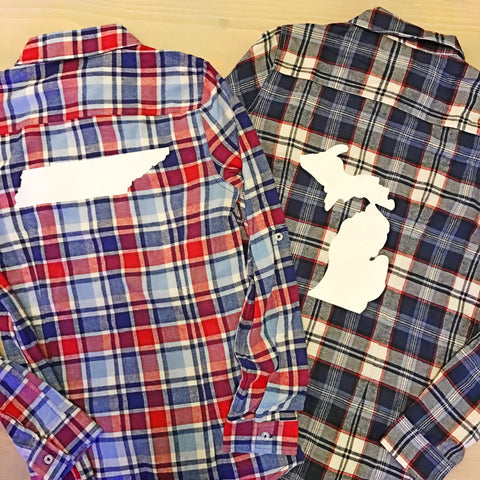 HOMESTATE FLANNELS