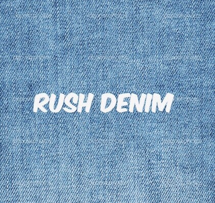 Need your denim in a jiffy?!