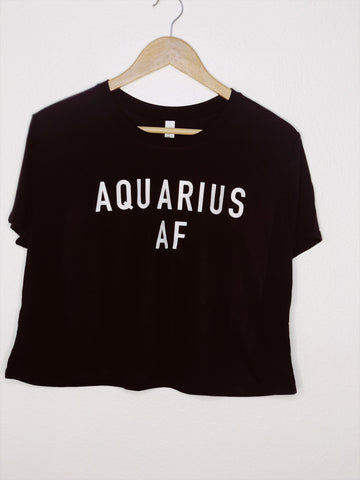 Your sign AF tee