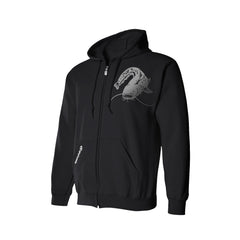 SportyFish Black Series Hoodie(front view): Wels Catfish