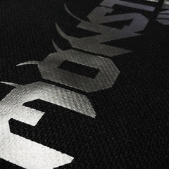 SportyFish Black Series black t-shirt: Wels Catfish close-up view 3