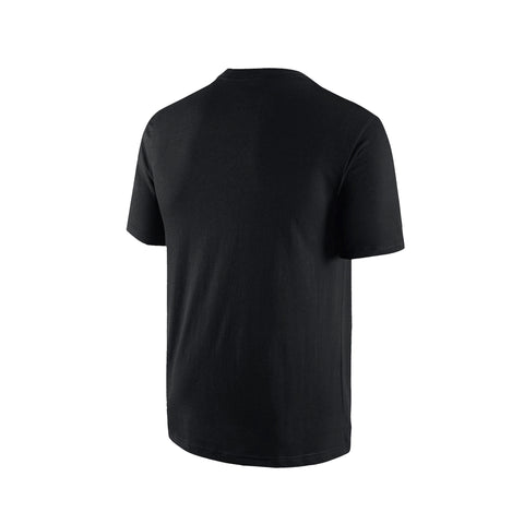 SportyFish Black Series black t-shirt: Giant Trevally back view