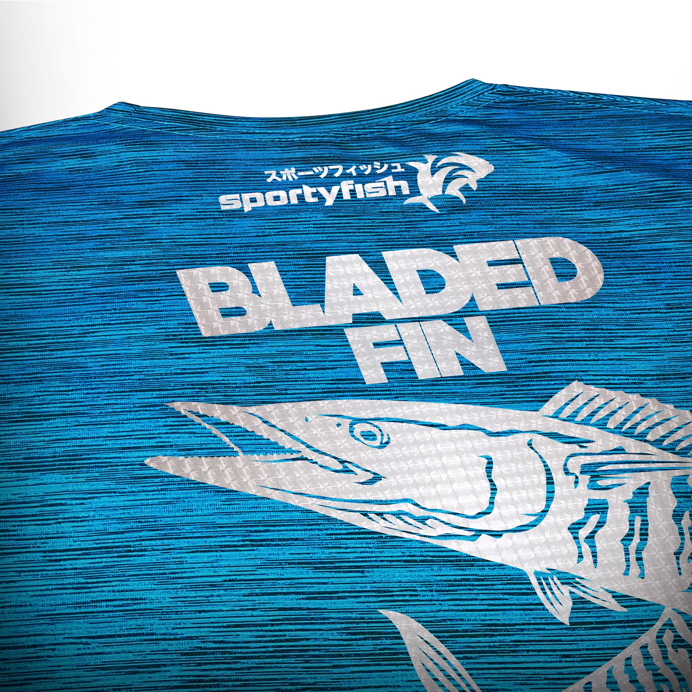 The Wahoo - Bladed Fin
