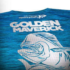 The Mahi Mahi - Golden Maverick