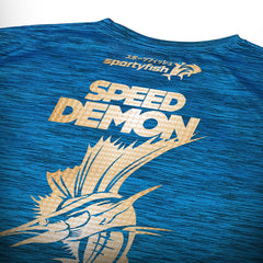 The Atlantic Sailfish - Speed Demon(Gold)
