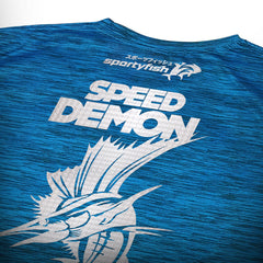 The Atlantic Sailfish - Speed Demon
