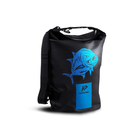 SportyFish Fury Series Dry Tube Bag: Giant Trevally