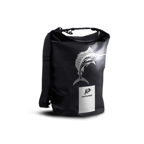 SportyFish Fury Series Dry Tube Bag: Atlantic Sailfish