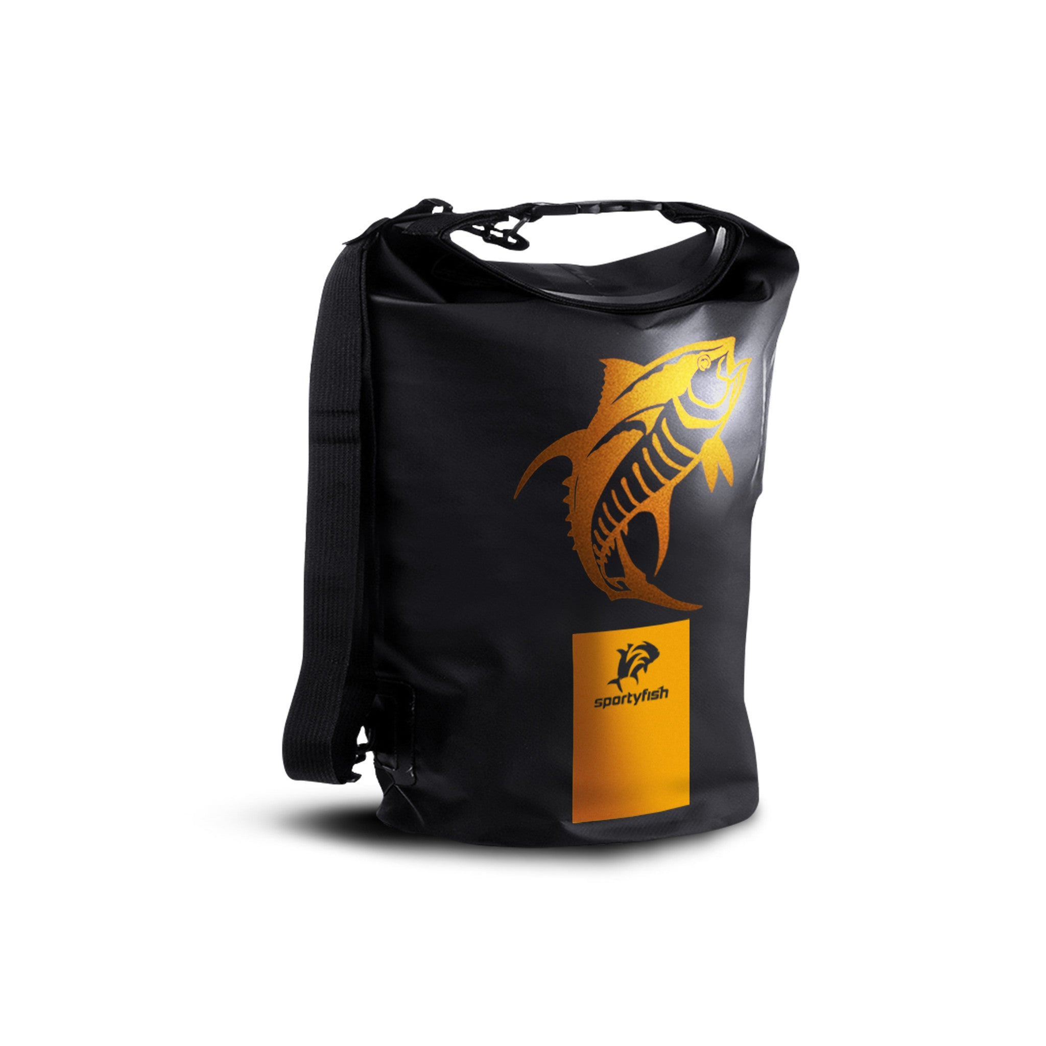 SportyFish Fury Series Dry Tube Bag: Yellowfin tuna