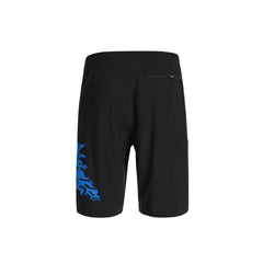 SportyFish Fury Series Board Shorts: Giant Trevally back view