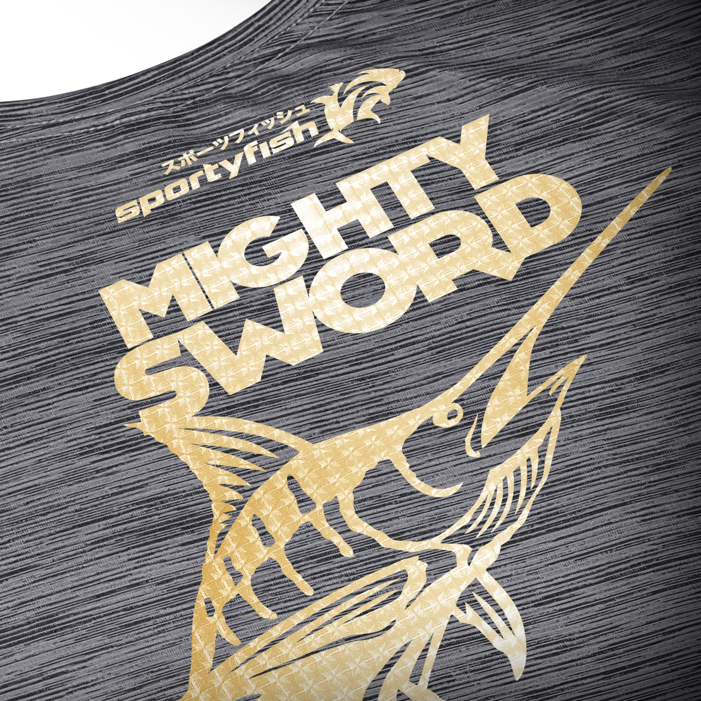 The Black Marlin - Mighty Sword(Gold)