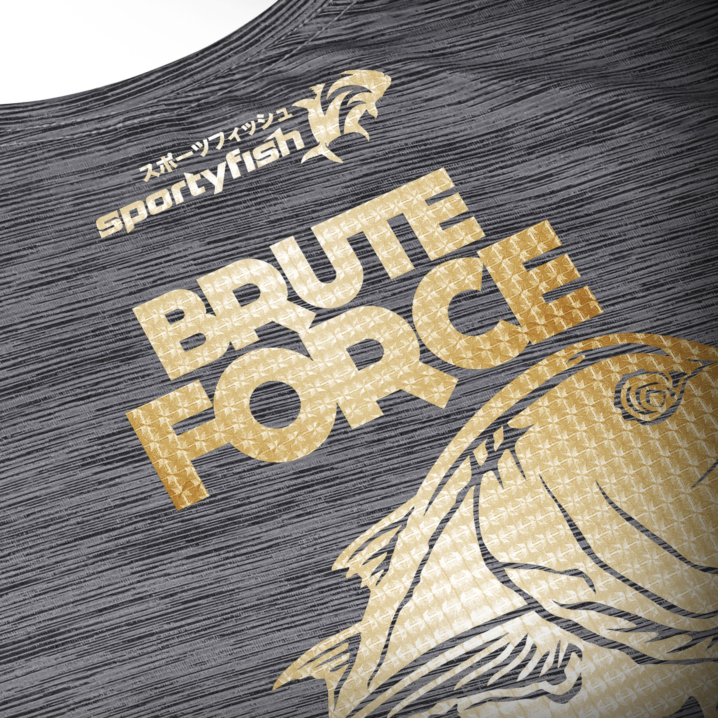 The Giant Trevally - Brute Force(Gold)