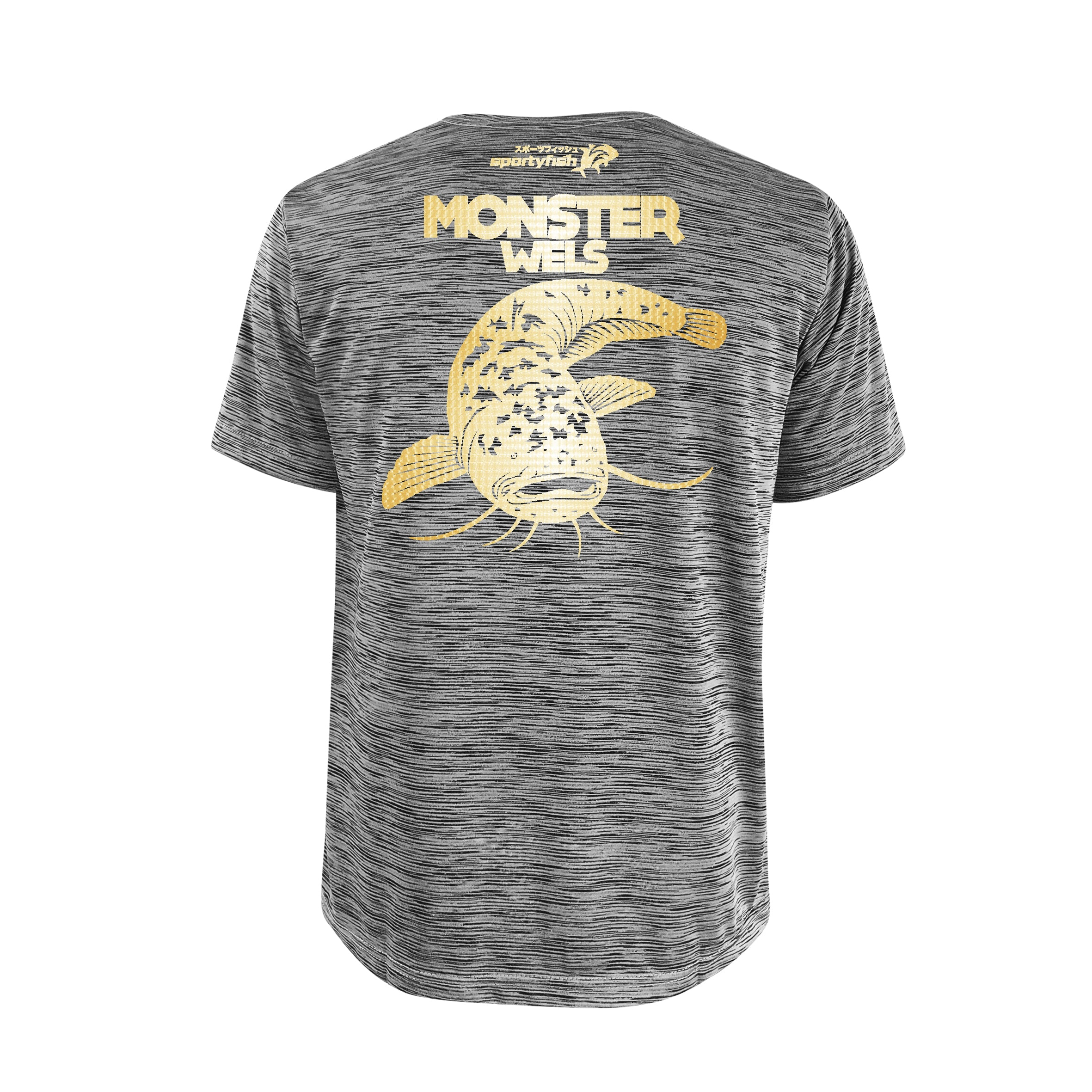 The Wels Catfish - Monster Wels(Gold)