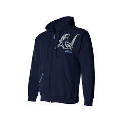 SportyFish Shark Crusader Series Hoodie - Thresher Shark