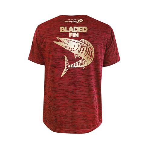 The Wahoo - Bladed Fin(Gold)