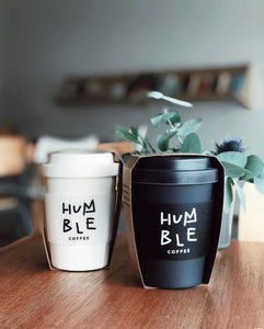 Humble Reusable Bamboo Cup