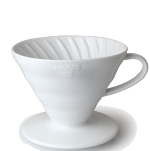 Hario V60 Range Ceramic Coffee Dripper, 02