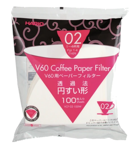 Hario V60 Coffee Dripper Paper Filters