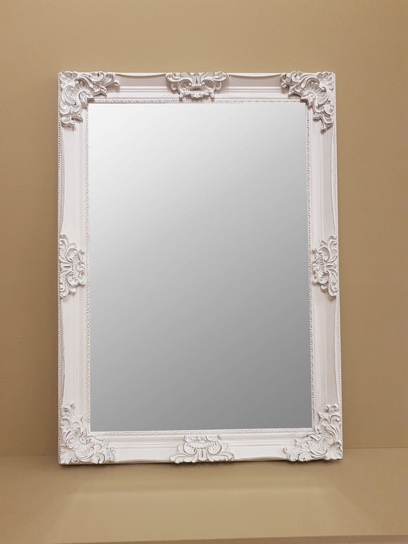 Brush Grey Mirror