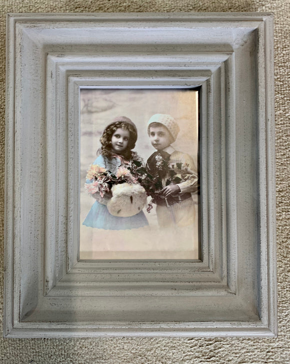 Larger photo frame