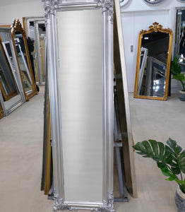 Silver Dressing Mirror with stand/without stand