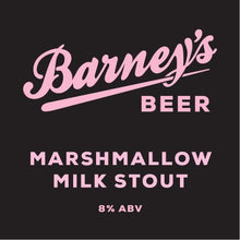Load image into Gallery viewer, Marshmallow Milk Stout Mini Cask