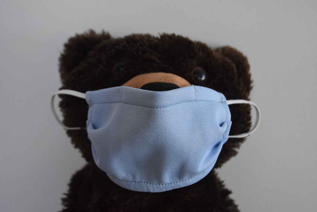 Child Mask Light Blue Xtra Small