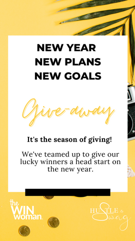 New Year Giveaway