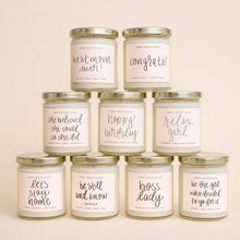 Load image into Gallery viewer, soy candles made in USA