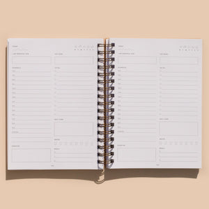 The Self Care Planner