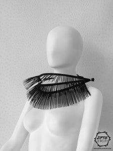 Fringe Headpiece or Necklace