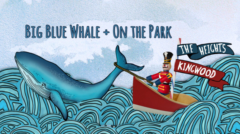Big Blue Whale/On the Park GIFT CARD