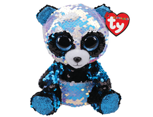 Bamboo Flippable Sequin Panda - Regular Size