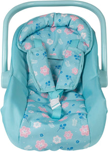 Flower Power Car Seat Carrier