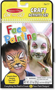 On The Go Face Painting