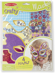 Simply Crafty Marvelous Masks
